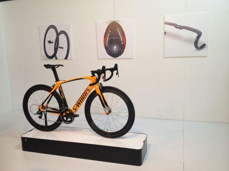bici de Ruta, linea S-works profesional de #specialized para hombre