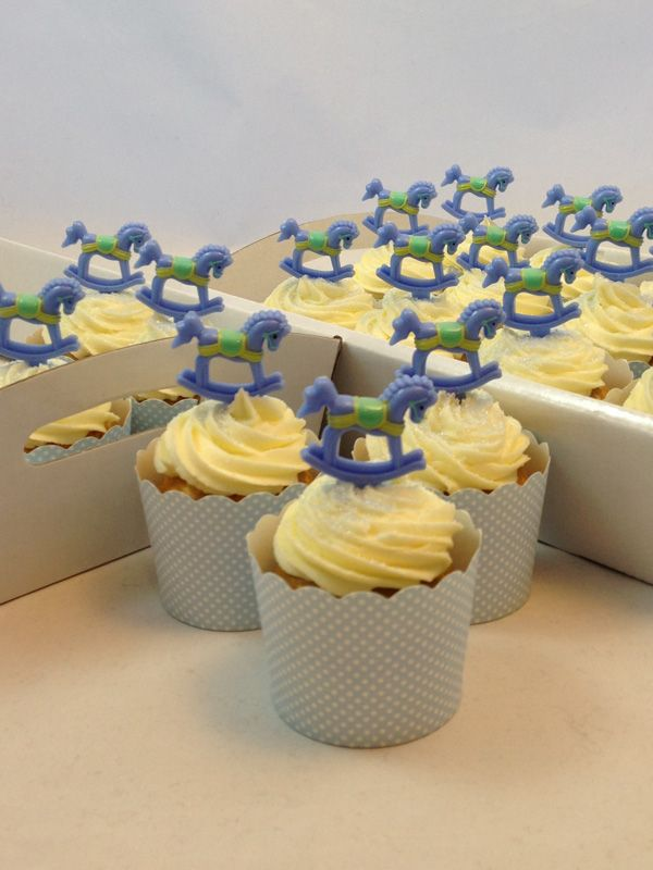 Its A Boy Cupcake Kit. Click here http://www.icingonthecakekits.com/item_141/Its-A-Boy-Cupcake-Kit.htm $39.95