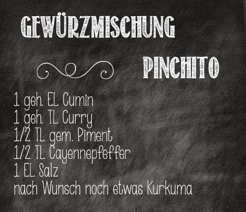 Kochen mit Herzchen ❤: Pinchitos