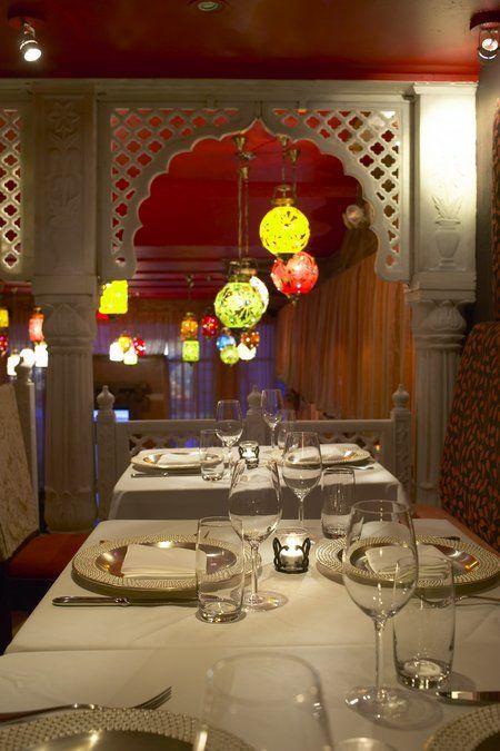 Awesome Indian Restaurant Dining Room · Restaurant InteriorsRestaurant DesignRoom  ...