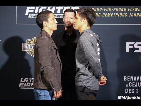 MMA Who Ya Got?!? Joseph Benavidez vs. Henry Cejudo