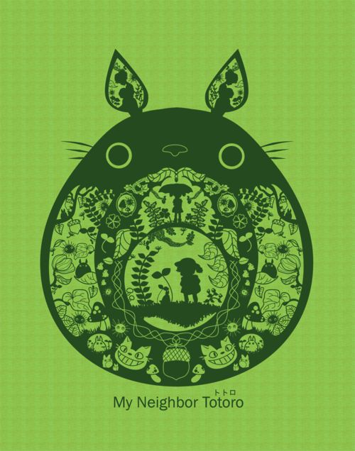 "Another pinned said ""my neighbour totoro- it's a movie at target or on Amazon""  And the fox version is SOOOOOOO much better than the Disney one. I used to watch this nonstop as a kid. Favorite movie."