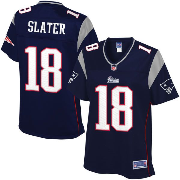 NFL Pro Line Women's New England Patriots Matthew Slater Team Color Jersey - $99.99