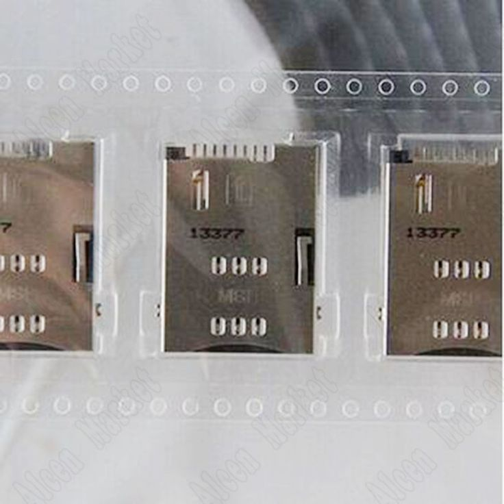33.15$  Watch here  - Imported SIM Card Connectors 47553-1001 475531001 For MOLEX Connector