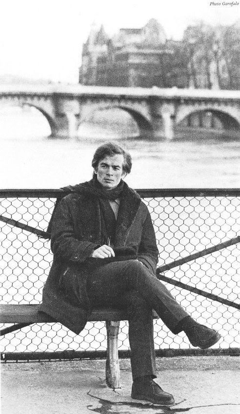 23 year old Nureyev in Paris shortly after he defected to the West in 1961. Soviet citizen Nureyev asked for political asylum at a Paris airport when he was about to be taken back to the Soviet Union after he refused to stop associating with Westerners while on tour with the Kirov. KGB archives show that Nikita Khrushchev personally signed an order to have Nureyev killed.