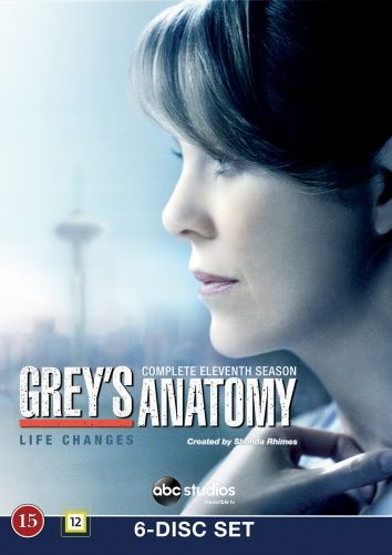 Greys Hvide Verden -sæson 11