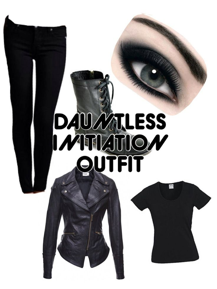 50 best Divergent outfits images on Pinterest   Divergent outfits ...