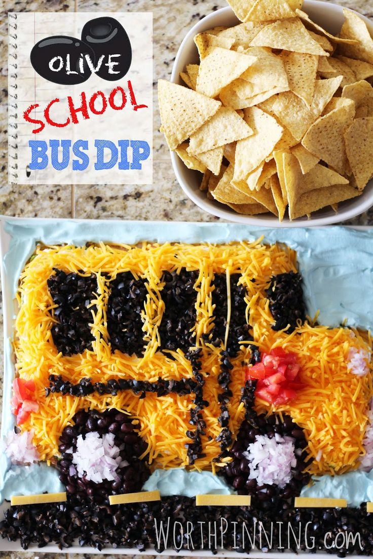 Worth It Events: Back-to-School Bus Dip