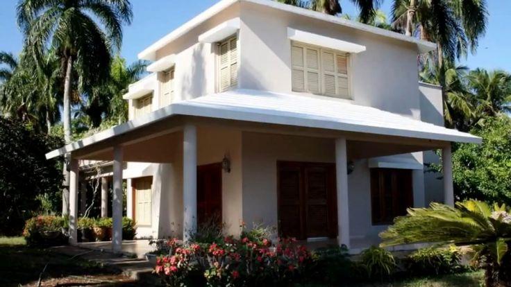 Karibik Immobilie Finca mit Meerblick