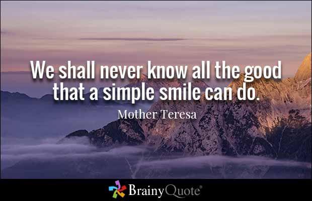 Mother Teresa Quotes - BrainyQuote