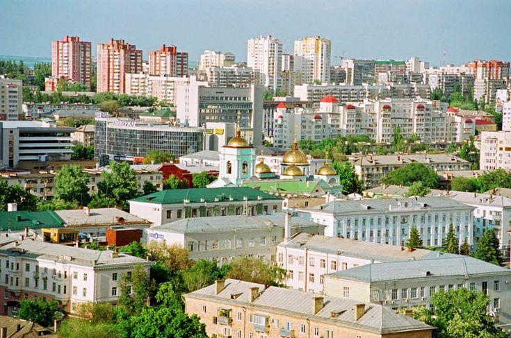 Мой город Белгород