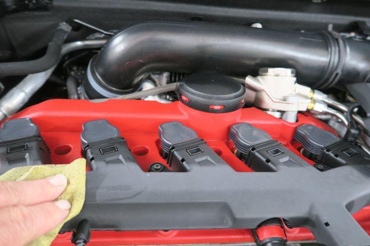 wir nehmen uns Zeit für Ihren Motor! www.avp-autopflege.ch