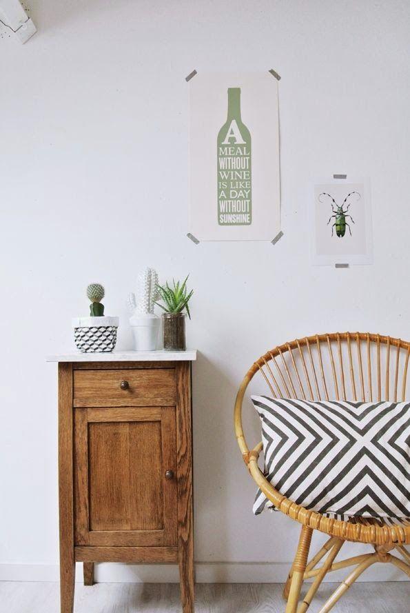 casa del caso: blogger life   chez Marij Hessel - my attic