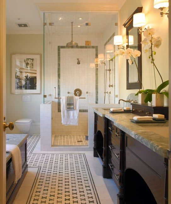 30 green marble bathroom tiles ideas and pictures #bathroom #storage http://bathroom.nef2.com/2017/04/26/30-green-marble-bathroom-tiles-ideas-and-pictures-bathroom-storage/  #bathroom tile pictures Green marble bathroom tiles Green marble bathroom tiles are hard to find. But it is a quest worth of trying. Marble tile is already a solution for those who want to have a really unique bathroom. It…  Read more