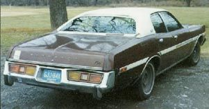 My first car 78 Plymouth Fury