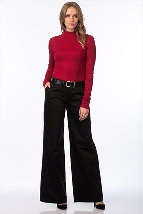 Batik Kadın Siyah Pantolon    Kadın Siyah Pantolon Batik Kadın                        http://www.1001stil.com/urun/4179360/batik-kadin-siyah-pantolon.html?utm_campaign=Trendyol&utm_source=pinterest