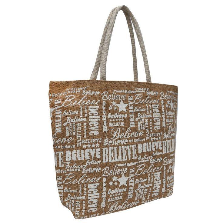 #Estilo Store #Modern #Jute Hand #Bag