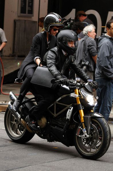 Wall Street 2 - Ducati Streetfighter S