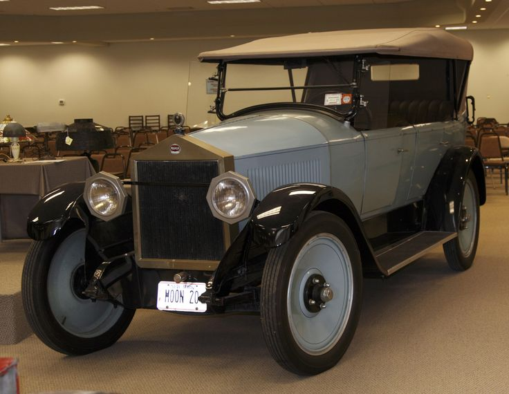1920 Moon Car | Cottone Auctions