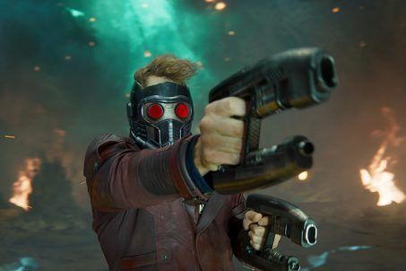 Guardians 2 Trailer Tuesday and First Ego the Living Planet Photo