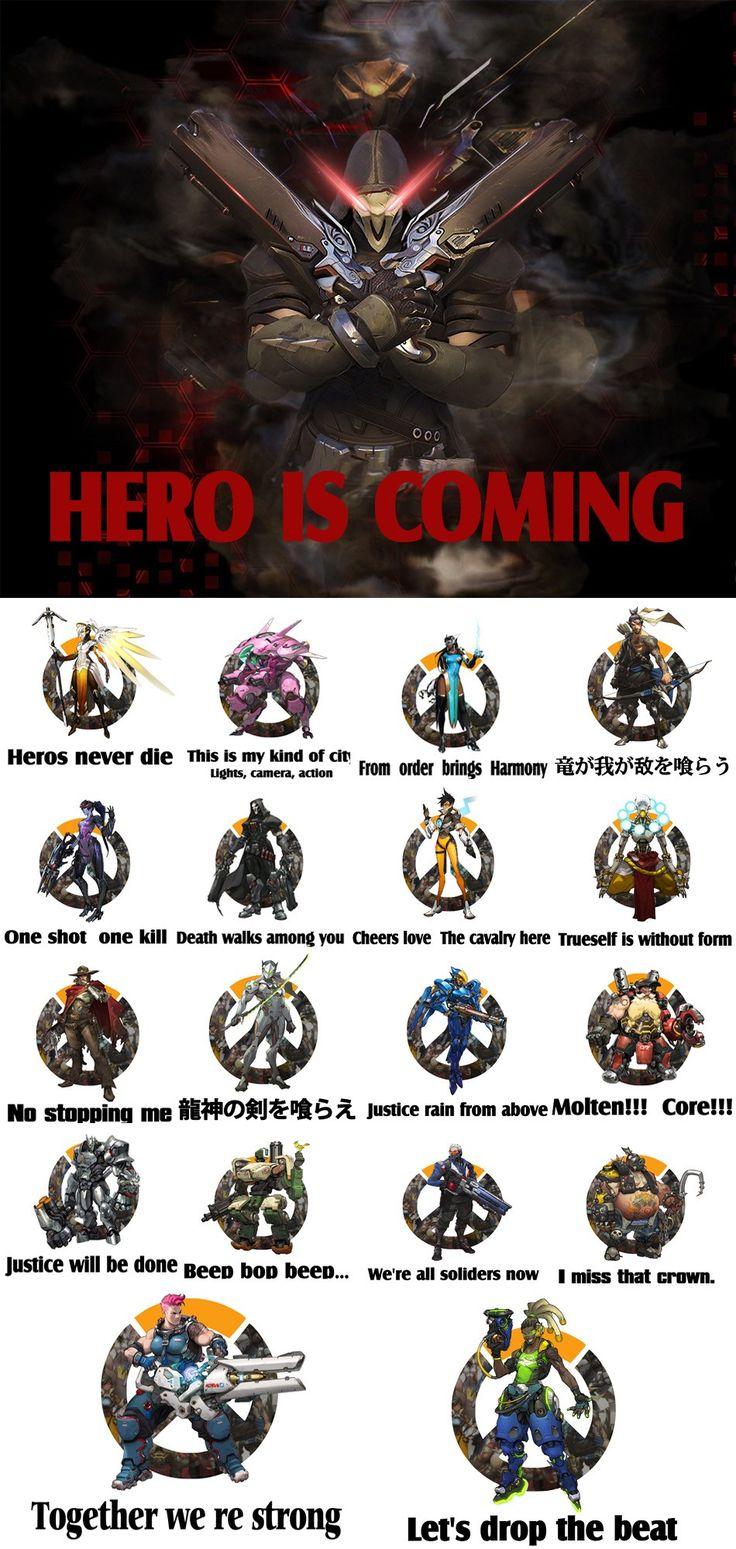 HERO IS COMING