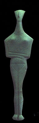 Cycladic bronze