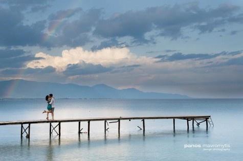 'Silent Sea' – Prewedding shoot