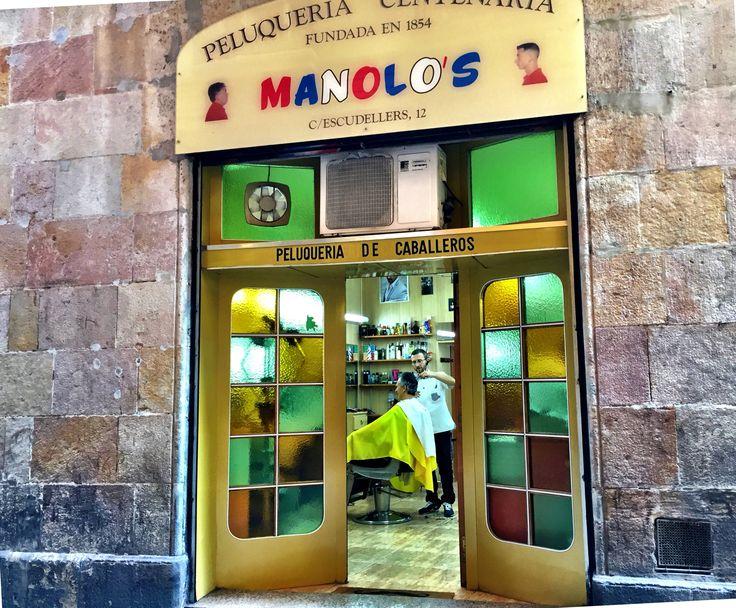 Barber Shop, Barcelona