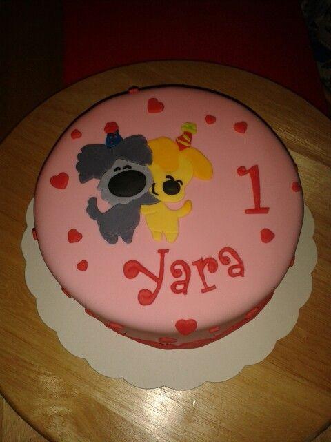 Verjaardagstaart voor Yara