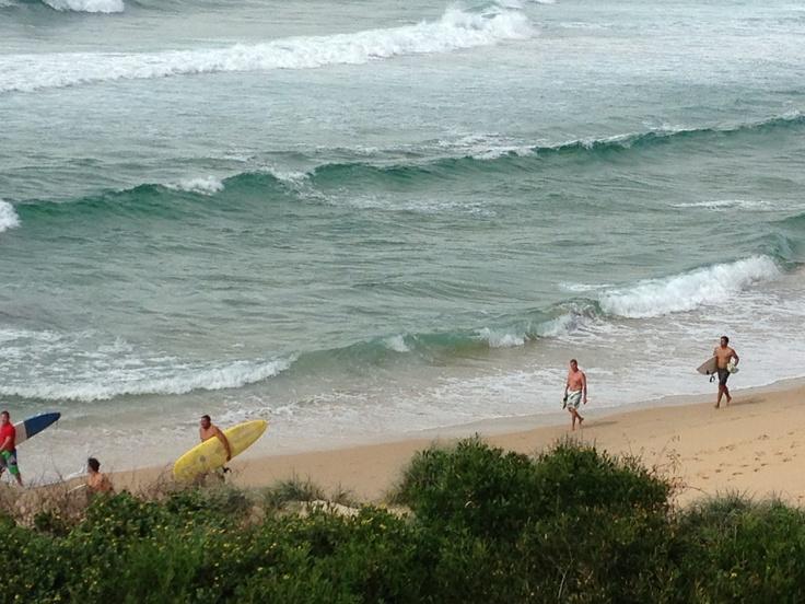 Surfs up @ South Beach