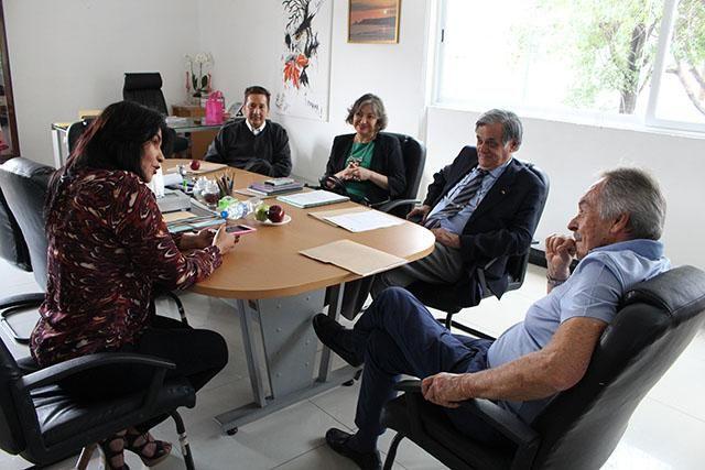 INSTALA DIONE ANGUIANO EL COMITÉ DE FOMENTO Y DESARROLLO CIENTÍFICO,…