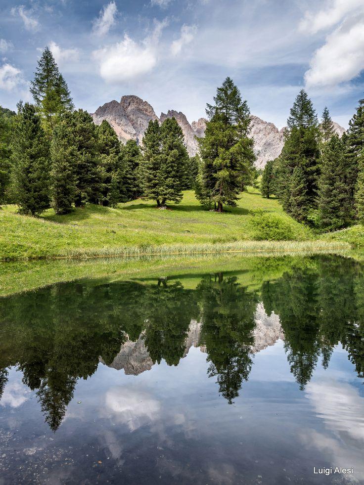 Reflections - Dolomiti - Val Gardena