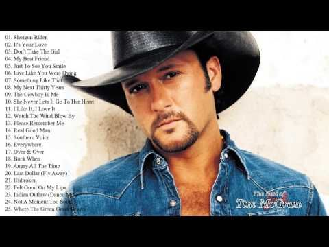 Best Songs of Tim McGraw | Tim McGraw's Greatest Hits