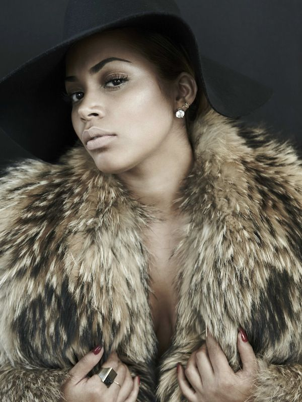 Lauren London Talks Marriage, Pregnancy & Resilience With Vibe Vixen