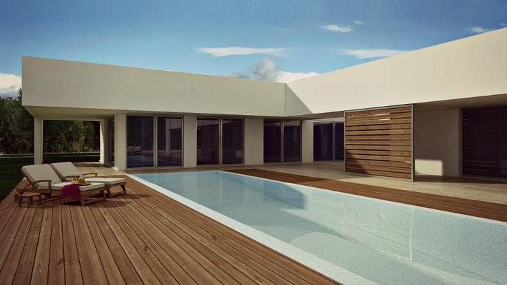 Φωτορεαλισμός Κατοικίας   Τρισδιάστατα   Architectural 3D