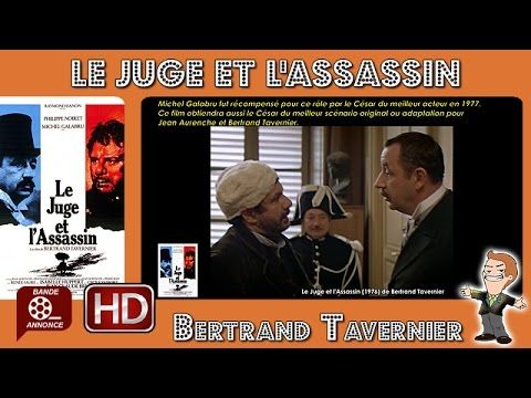 Le Juge et l'Assassin de Bertrand Tavernier (1976) #MrCinema 116 - YouTube