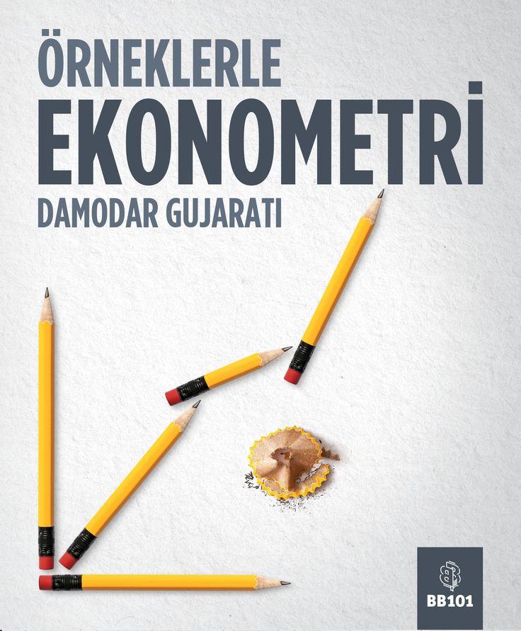 Örneklerle Ekonometri: | Damodar Gujarati | Çeviren: Nasip Bolatoğlu | 19x23 cm | 565 sayfa | 1. Baskı, Ekim 2016