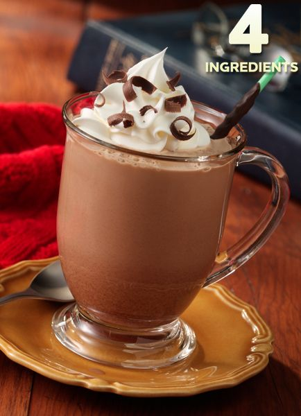 Creamy Mocha Hot Cocoa… Hot cocoa can be just as tasty in the ...