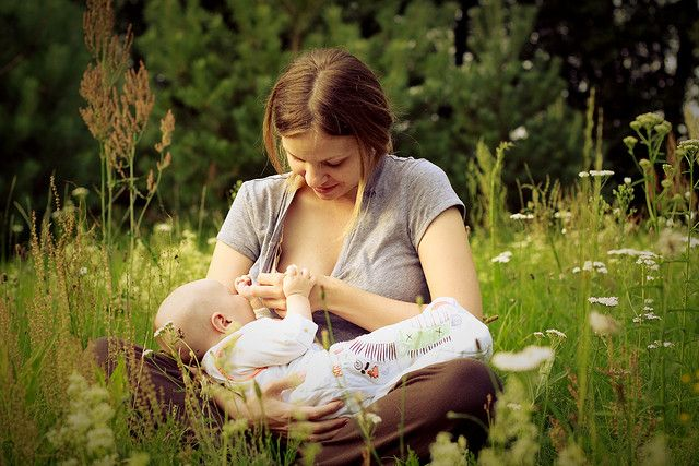 Your baby's breastfeeding saliva may trigger infection fighters and boost the child's health.
