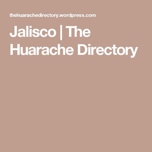 Jalisco | The Huarache Directory