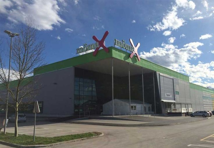 Momax Timișoara, primul magazin al companiei XXXLutz din România