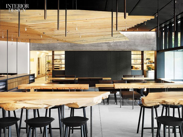 165 best Interiors Restaurant, Cafés \ Bars images on Pinterest - designer kantine spiegel magazin