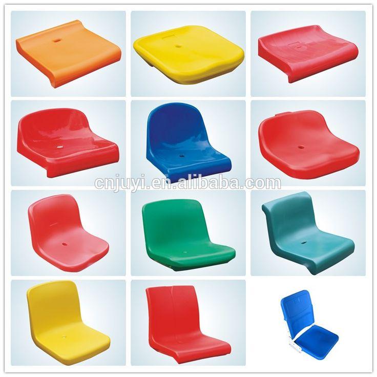 JY-715 Factory Price bleacher chairs stadium seats for football game plastic seats for stadium portable stadium seats