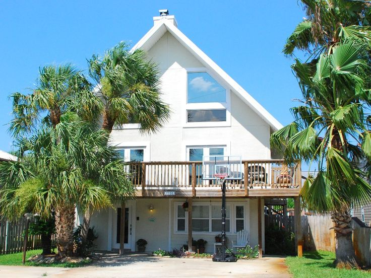 Wonderful Vilano Beach House Rentals Part - 12: Beautifully Remodeled 4 Bedroom 3 Bathroom Beach House With Inlet And Ocean  Views. We Just Started Back Doing Vacation Rentals As This Is Our Personal  Home ...