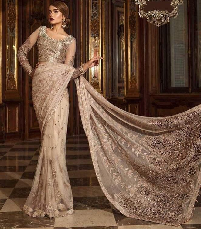 Indian Bollywood Blouse Choli Sequence Work Party wear Blouse Pakistani Saree