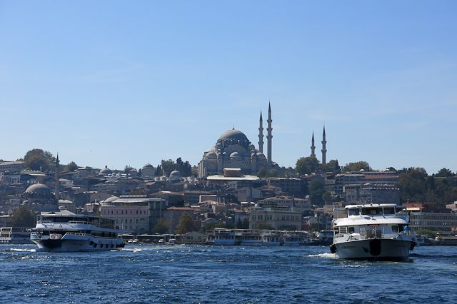 Welcome to Europe, the great – Arrival in Istanbul after Asia
