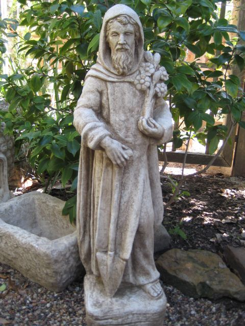 17 Best Images About St Fiacre Patron Saint Of Gardeners On Pinterest Gardens My Birthday