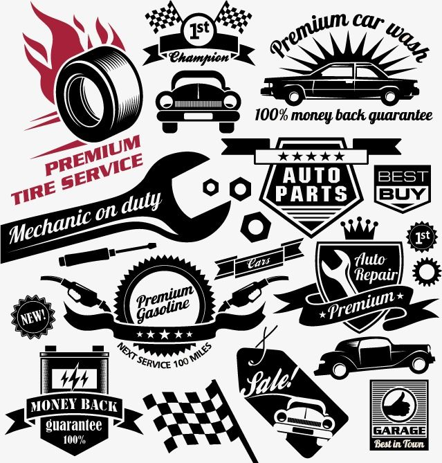 Painted Car Element Vector, Car Vector, Cars Element, Tool