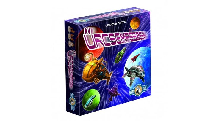 Űrcsempészek - FIÚ játékok - Fejlesztő játékok az Okosodjvelünk webáruházban