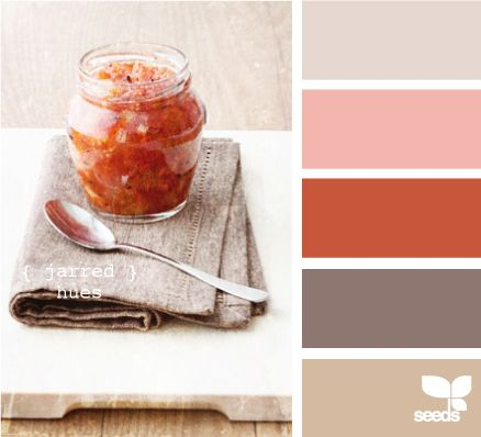 jarred hues: Design Seeds, Berries Jam, Bedrooms Colors, Web Colors, Jars Hue, Colors Palettes, Master Bedrooms, Colors Schemes, Colour Palettes